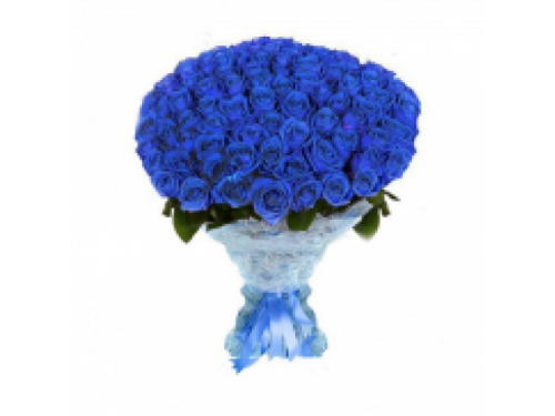 39 синих роз
