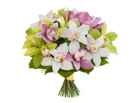 25 орхидей