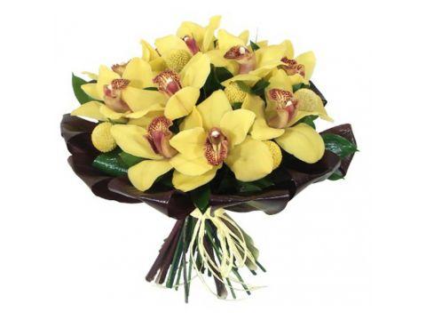 9 орхидей