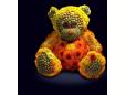 Медвежата из цветов