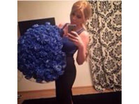 201 Синяя роза